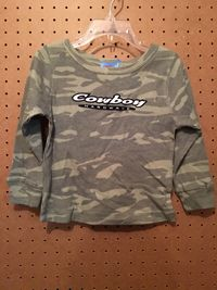 Cowboy Hardware Camo Long Sleeve THermal