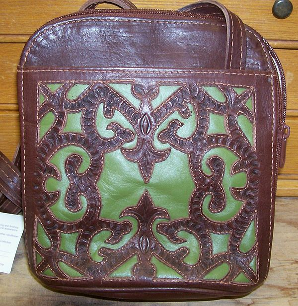 Ropin West Two Tone Small Purse
