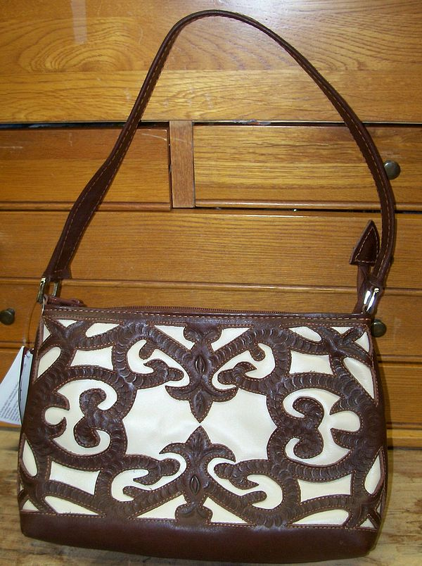Ropin West Two Tone Purse