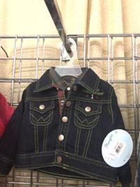 Wrangler Infant Denim Jacket